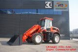 Pallet Fork와 Cummins Engine를 가진 강한 Telescopic Loader (HQ930T)