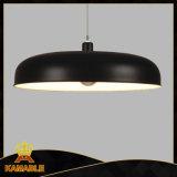 Indicatori luminosi Pendant decorativi neri moderni per la cucina (C530)