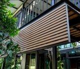 51X26mm WPCのボードの木製のPlaticeの合成の装飾的な木ずり