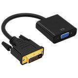 Active DVI -D pour câble de convertisseur VGA 1080P