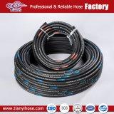 Norma DIN EN 856 4sp resistente de alta pressão da Mangueira Hidráulica Mangueiras Hidráulicas