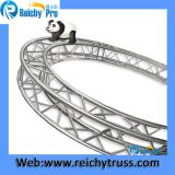 Ферменная конструкция диктора ферменной конструкции освещения ферменной конструкции этапа черной ферменной конструкции цвета алюминиевая