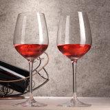 熱い販売の無鉛水晶ビクトリアシリーズワインのコップ