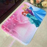 Stuoie di bagno sveglie verificate Fama della moquette delle coperte del fumetto del bambino del bambino dei capretti del Disney impostate per il bambino dei bambini dei capretti