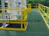 Carregamento pesado da fabricação Grating de FRP/GRP