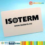 cartão Ultralight do sistema ISO14443A NXP MIFARE C RFID do bilhete 13.56MHz