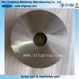 Coperchio della pompa dell'ANSI Goulds 3196 titanio/dell'acciaio inossidabile