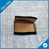 Contrassegno tessuto vestiti ecologici personalizzato \ contrassegno principale per Colthing