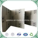 De Enige Muur Z van het Document van kraftpapier - Vouwen Golf Ononderbroken Fanfold Karton