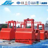 garra hidráulica elétrica do navio da parte superior de 10t 15t