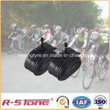 Câmara de ar interna 22X1 3/8 da bicicleta butílica da alta qualidade