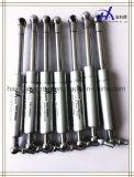 Het zilveren Materiaal van het Roestvrij staal van de Lente van het Gas met Goede Kwaliteit