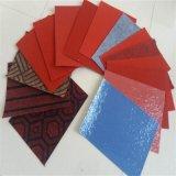 Het rode Duidelijke Tapijt van de Vloer van de Tentoonstelling