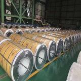 Bobina PPGI garantia comercial/bobina de aço com revestimento de cor Shandong Fornecedor