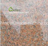 石切り場の所有者M562のかえでのカウンタートップの台所上のための赤い花こう岩の平板