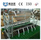 Landwirtschaftliche Maschinen/galvanisierte Schwein-werfende Rahmen für Verkauf