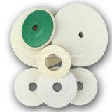 Шлифование поверхности 100% шерсть считает полировка колесо сделано в Китае