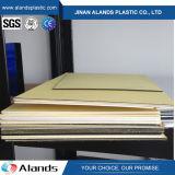 Feuille auto-adhésive de PVC pour la feuille intérieure de PVC de Whith d'album photos