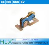 La catena di montaggio accessori d'ottone conduttivi spinge dentro Hlx