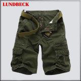 Shorts del carico per l'uomo in pantaloni di svago