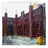 Cassaforma d'acciaio del comitato dell'impalcatura per costruzione