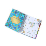 Spiral Binding Full Color Diary Book Printing Service (jhy-378)