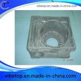 El precio bajo del cliente de las piezas que trabajan a máquina del CNC de la precisión de aluminio