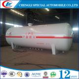 25T du réservoir de stockage de gaz de cuisine de GPL pour le Nigéria