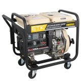 White Fuel Tank를 가진 새로운 Type Diesel Welding Generator