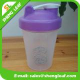 Frasco feito sob encomenda transparente do suco do logotipo das crianças e dos adultos (SLF-WB044)