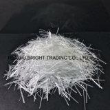 De vidrio de alta calidad E fibras de vidrio de fibra de vidrio picado Strand Mat