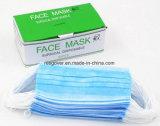 3 plis médicaux jetables masque non tissé