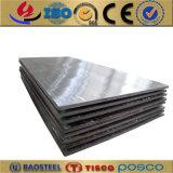 Plaque plaquée en aluminium/feuille de l'acier inoxydable T3 2024 pour le matériau de construction