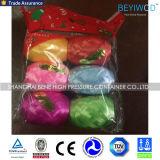 Ballon 50PCS rempli par cylindre en acier de ballon d'hélium de la basse pression 13.4L