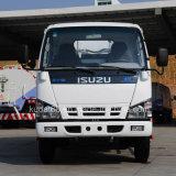 7tons de Vrachtwagen 6.5m3, MiniVuilnisauto van de Pers van het Huisvuil van Japan Isuzu