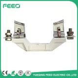 Cer-Sonnenenergie-Anwendungs-Schalter-Streifen-Typ Sicherung-Unterseite des Sicherung-Halter-400A mit Qualität