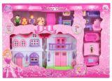 Schönheit Castle Play Toys mit Light und Music