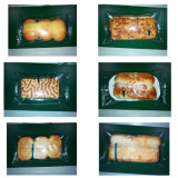 Empaquetadora automática ampliamente utilizada de los productos de la panadería de la bolsa