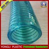 1.5Inch clair du fil en acier flexible en PVC flexible renforcé