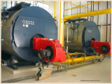 燃料ガスまたはディーゼルか重油700bhpの蒸気ボイラ