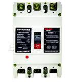 400 A 3 de 4 polos Polo de instalación eléctrica de disyuntor de caja moldeada