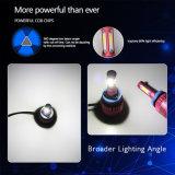 Lampadina luminosa eccellente H4 H7 9004 H11 del faro 60W dell'automobile del LED