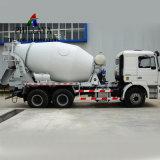 시멘트 섞는 트럭 반 탱크 유조선 구체 믹서 반 트레일러