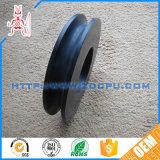 Колесо шкива транспортера V-Belt высокой точности подвергая механической обработке Nylon пластичное
