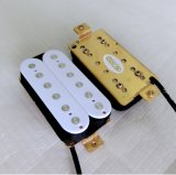 Raccolta bianca di ceramica della chitarra dell'OEM Magnent Humbucker