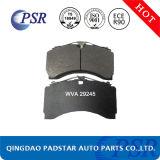 Les meilleures garnitures de frein de camion et de bus des prix Wva29244 de fournisseur chinois