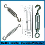 3/4 x 6 maxillaire et tourillon en acier galvanisé marin de petite taille de fer d'IMMERSION chaude de câble métallique de maxillaire pour la Russie
