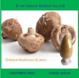 Чисто естественная выдержка гриба Shiitake