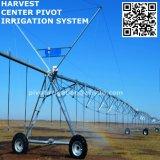 Großer Bauernhof galvanisierte Stahlzwischenlage-Bewegungs-Bewässerungssystem für Landwirtschafts-Maschinerie-Gerät