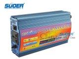 Suoer 600W Stromversorgung 12V Gleichstrom zum 230V Wechselstrom-Inverter (MDA-600C)